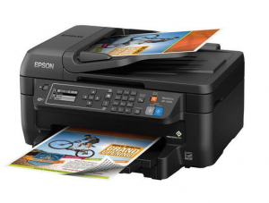 Epson WorkForce WF-2650 Driver Downloads|C11CD77201