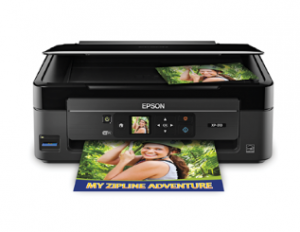 Epson Commercial Printers and Epson Ink