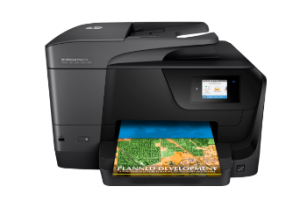 Download Driver printer HP OfficeJet Pro 8710