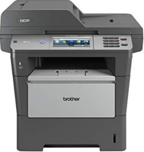 Brother DCP-8250DN scanner driver