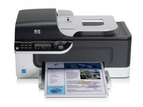 HP Officejet J4580 Driver