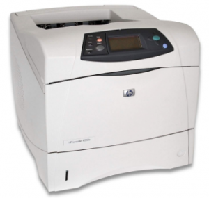 Hp Laserjet 4250n driver for Windows and Mac