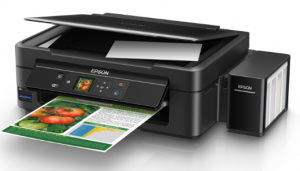 Epson L455 scanner driver