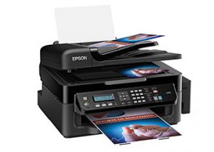 Epson L555 scanner driver