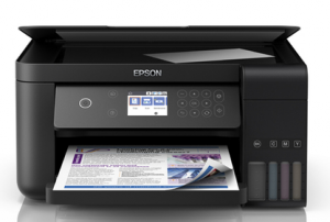 Epson L6161 scanner driver