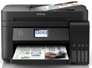 Epson L6191 scanner driver