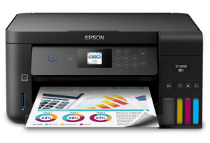 Epson WorkForce ST-2000 Driver