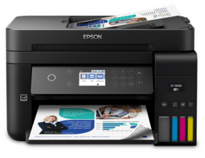 Epson WorkForce ST-3000 Driver