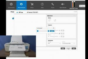 Hp Deskjet 3730 How to
