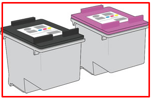 Step 3 Identify your ink cartridge