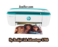 Hp Deskjet ink Advantage 3786 Driver