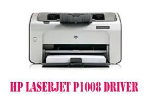 HP Laserjet P1008 Driver