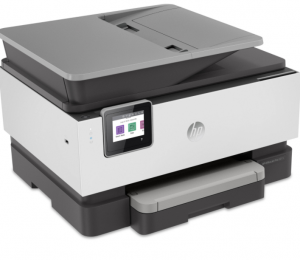 How to connect HP Officejet Pro 9015 to Wi-Fi