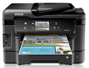 Epson Printer Drivers WF 3540