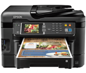 Epson Printer Drivers WF 3640