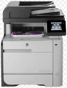 HP Color Laserjet Pro MFP M476nw Driver