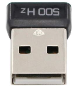 logitech g602 receiver